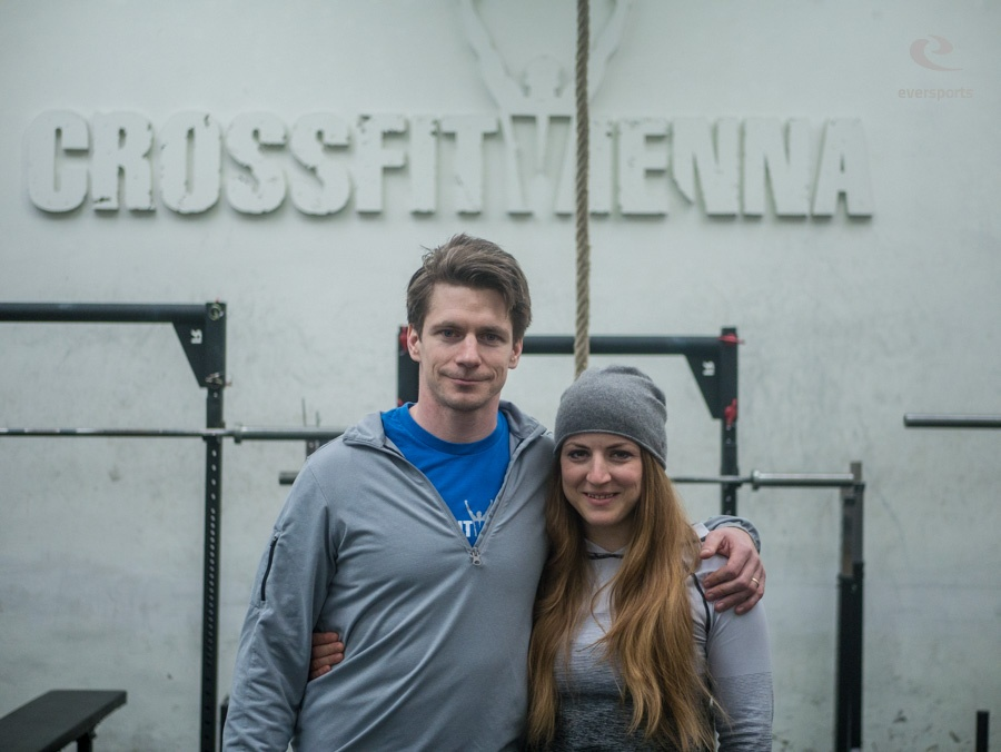 Sebastian und sein Team trainieren in bereits drei Boxen in Wien.