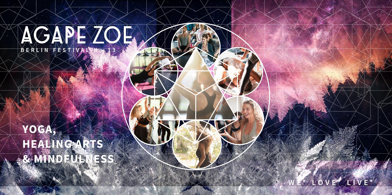Yoga Festivals 2018, AGSPE ZOE Festival