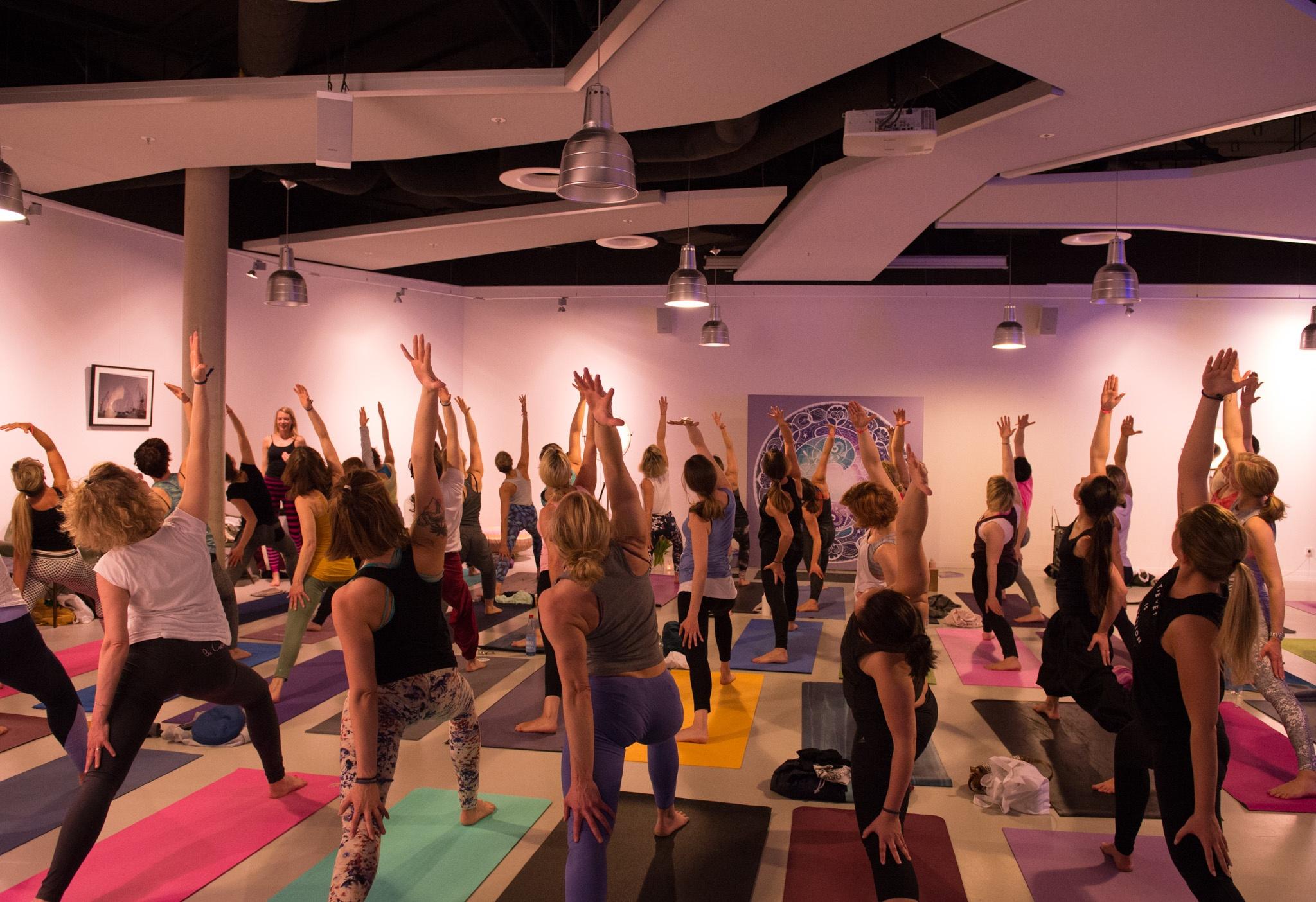 Yoga Festivals 2018, YogiDays Hamburg