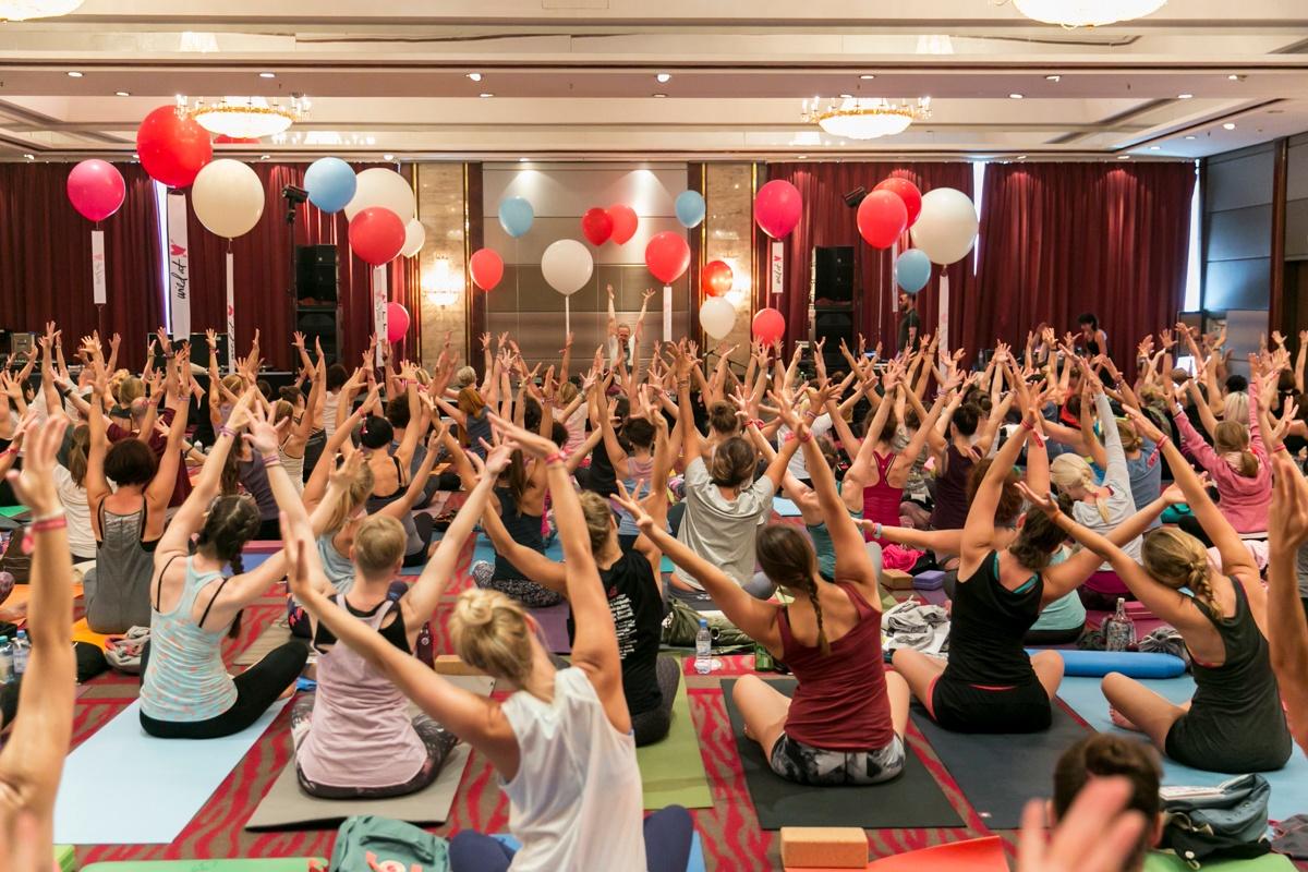 Yoga Festivals 2018, YogaConferenceKöln