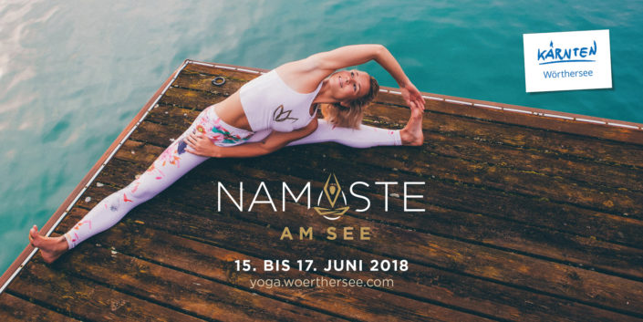 Yoga Festivals 2018, Yoga-Festival Wörthersee