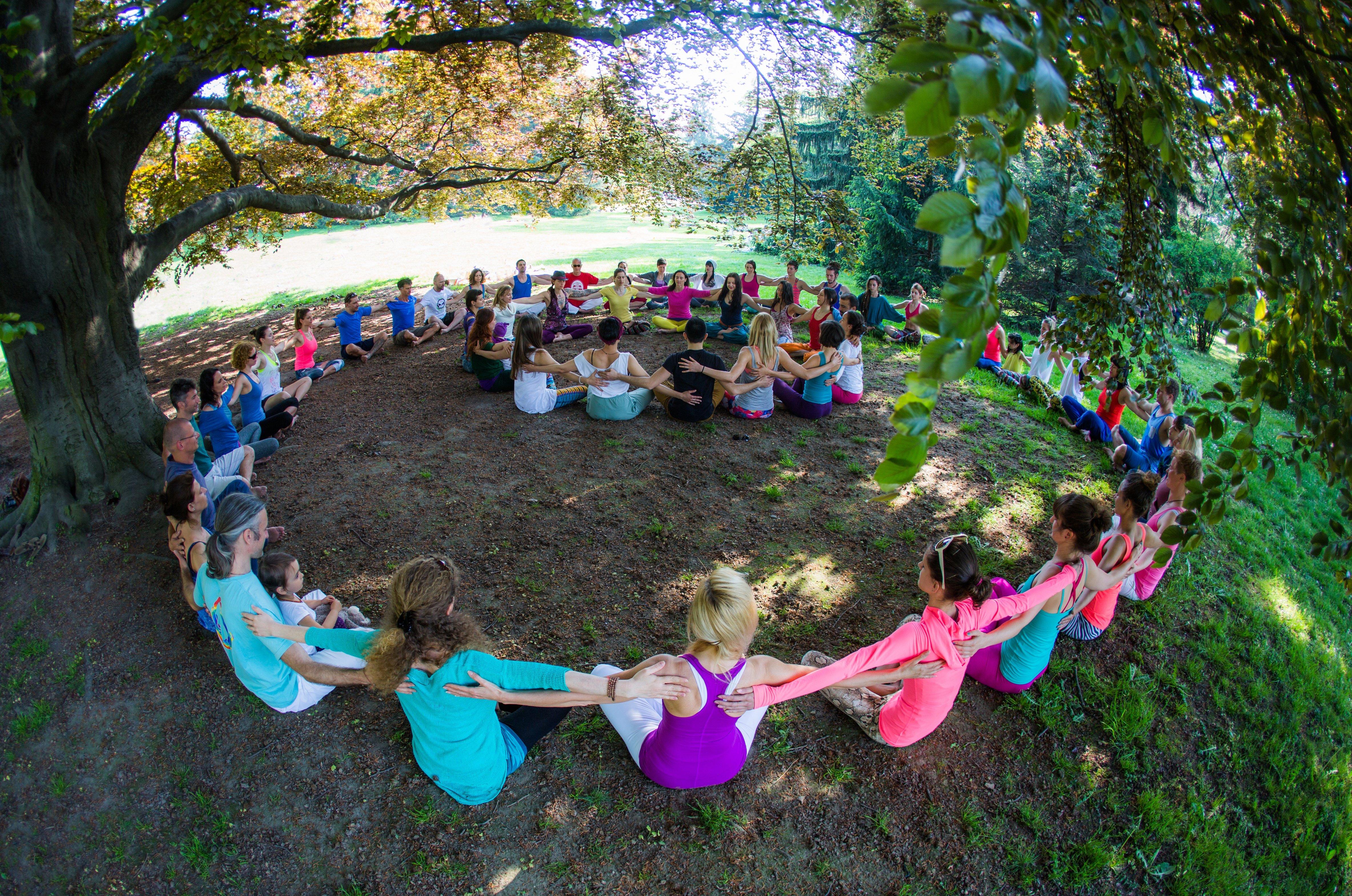 Yoga Festivals 2018, WaterYogaFire Podersdorf am See