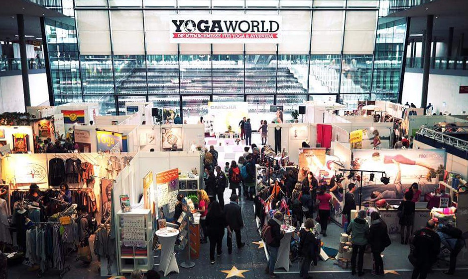 Yoga Festivals 2018, YogaWorld Messe Stuttgart
