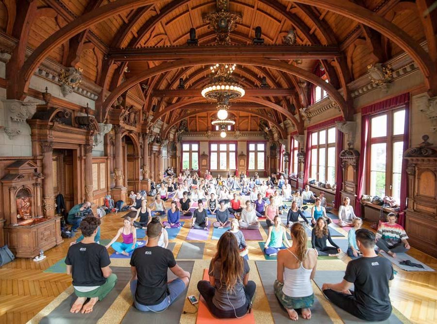 Yoga Festivals 2018, Swiss Yoga Conference Zürich