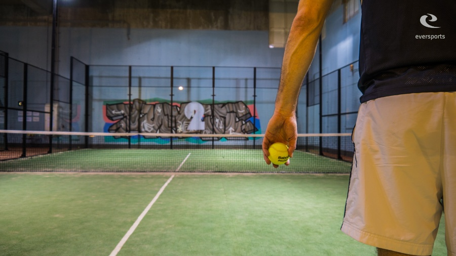 City and Country Club - Padel Court