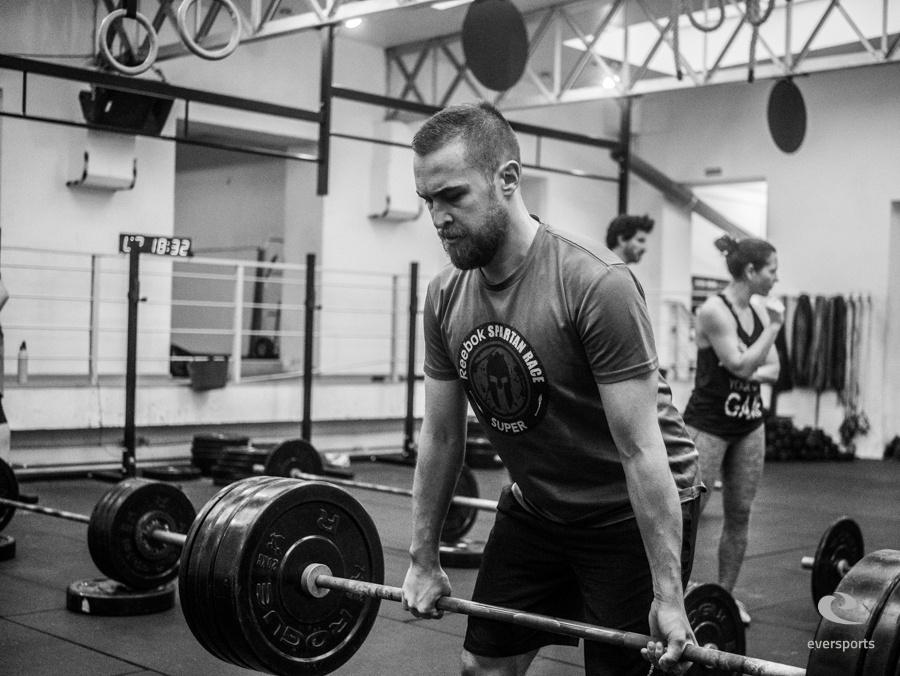 In den Boxen von CrossFit Vienna bringen alle ihr Potential zum Vorschein