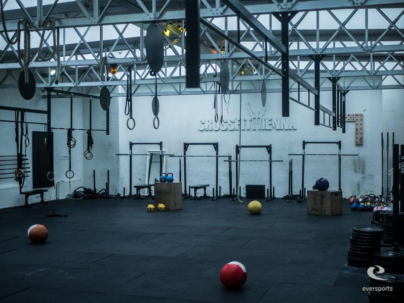 CrossFit Vienna arbeitet mit beyond the witheboard und dem Eversports Manager