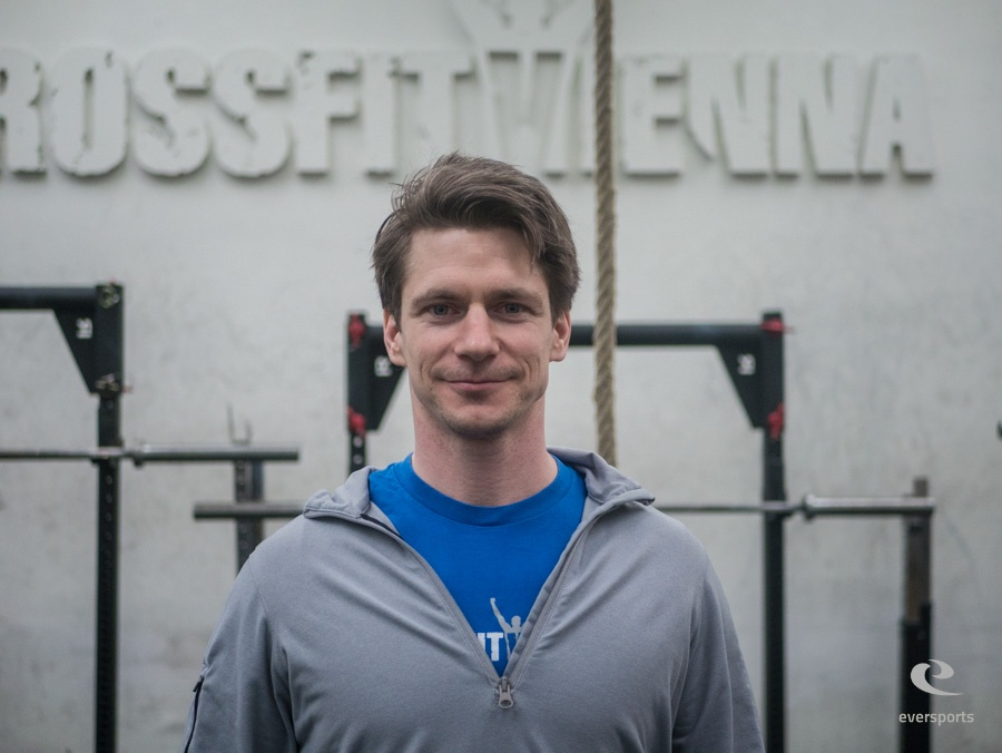 Sebastian Rieder, Gründer von CrossFit Vienna