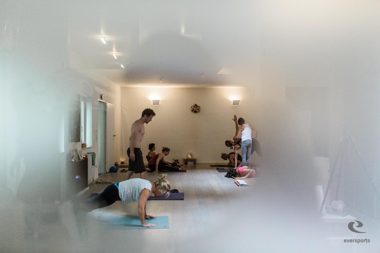 Yogalehrer Ausbildung in Yogawerkstatt